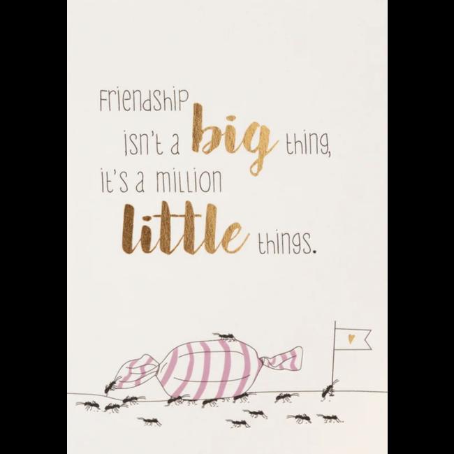 Friendship kaart