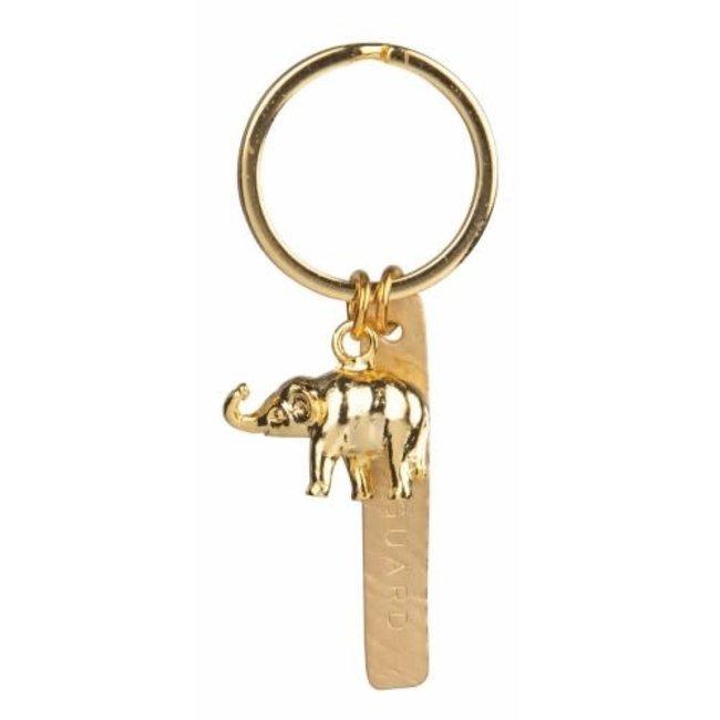 Lucky key hanger olifant