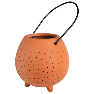 Räder Outdoor terracotta lantaarn Small