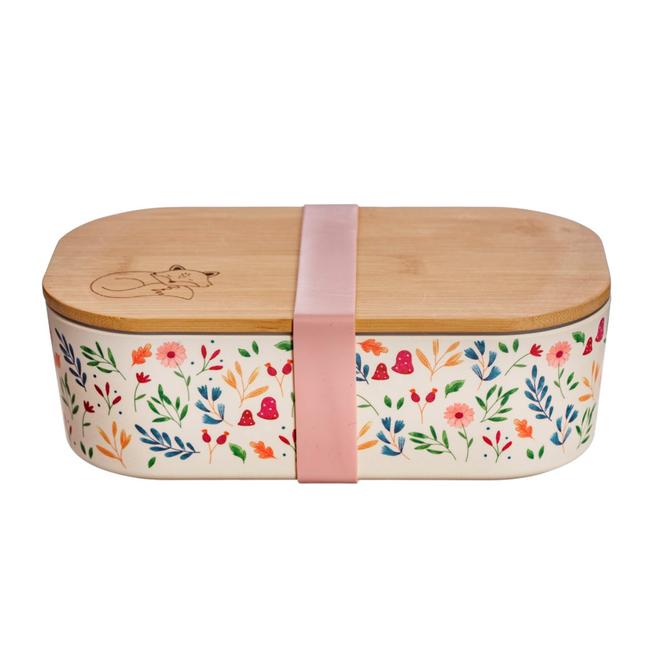Forest Folk Bamboo Lunch Box