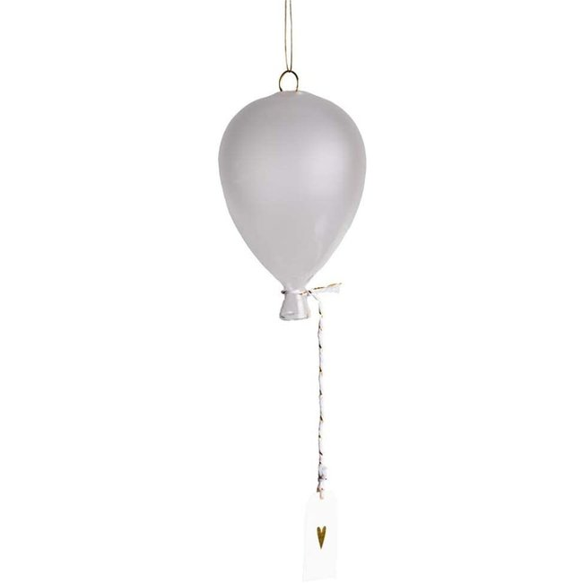 Ballon wit Raeder