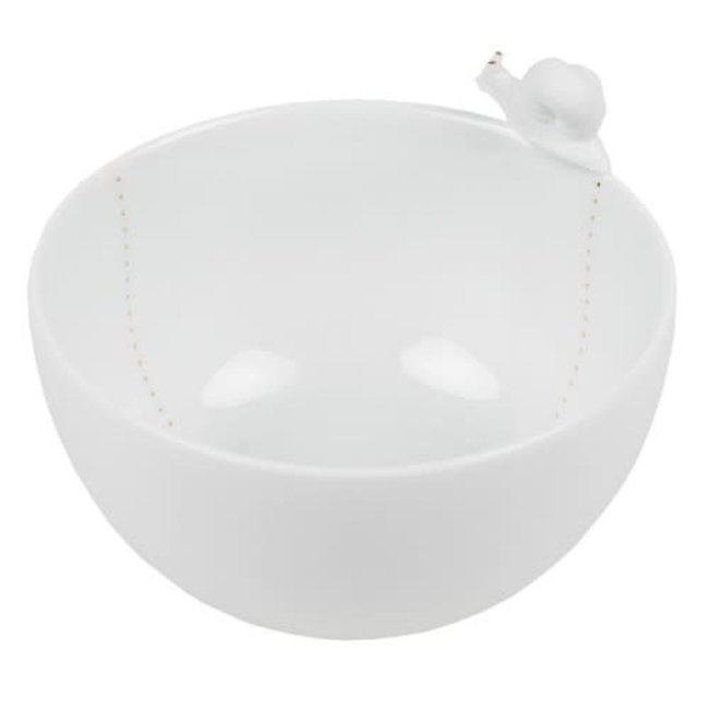 Porcelain tales bowl slug