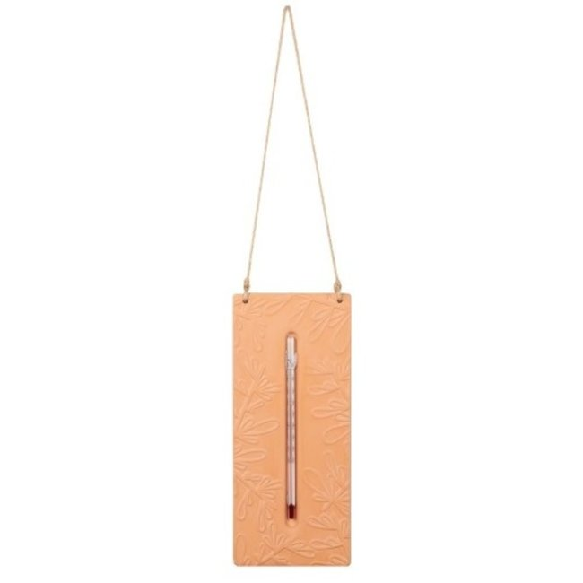 Terracotta Thermometer
