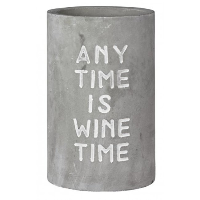 Any time is wine time