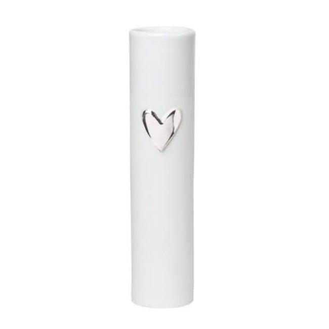 Love vase heart
