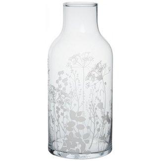 Räder Glazen vaas met bloemenprint