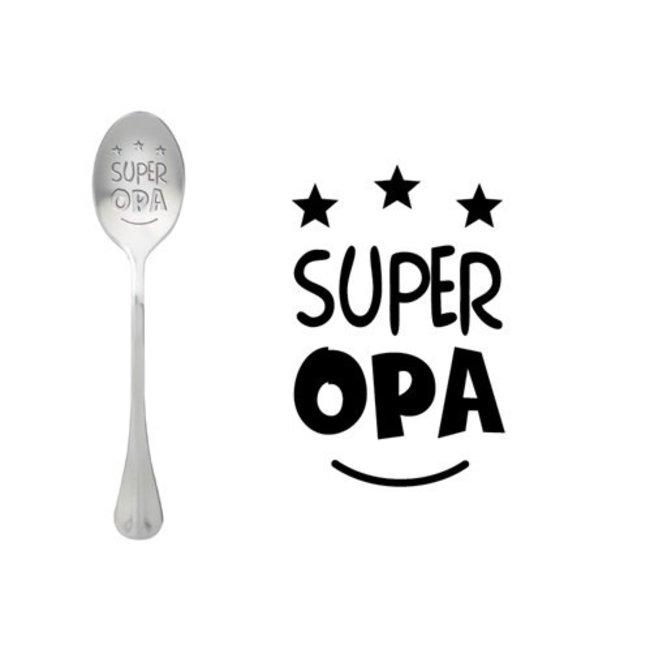 theelepel super opa