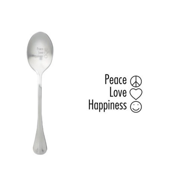 theelepel peace, love & happiness
