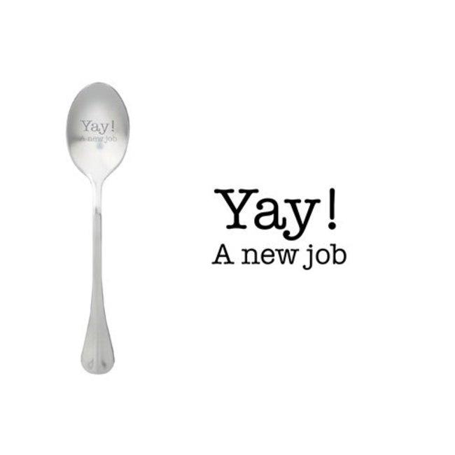 theelepel yay! a new job