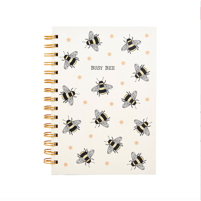 Busy Bee notebook