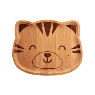Sass & Belle Tiger Bamboo plate