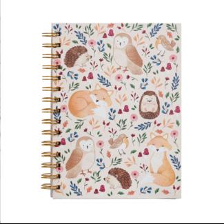 Sass & Belle Forest Folk Notebook