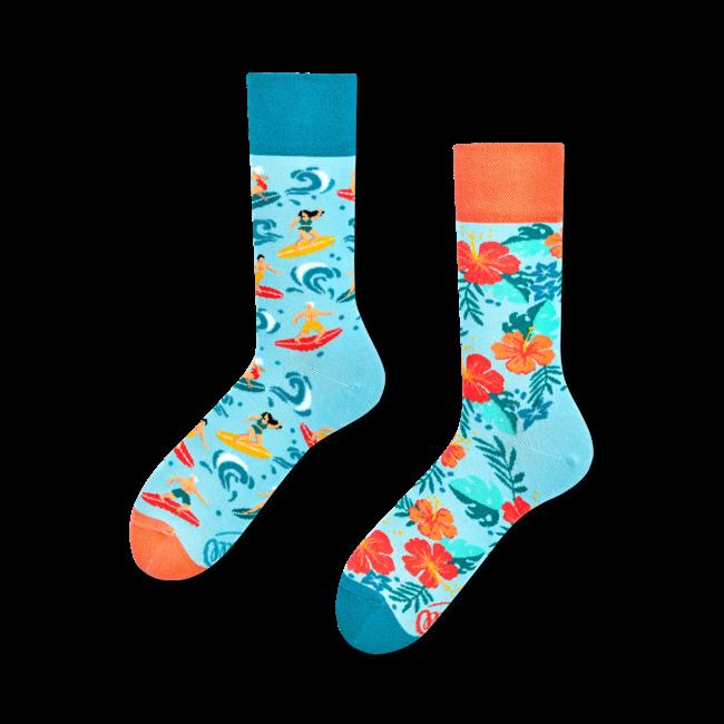 Sokken Aloha Vibes