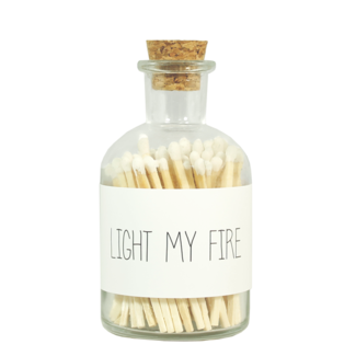 My flame lucifers - Light My fire