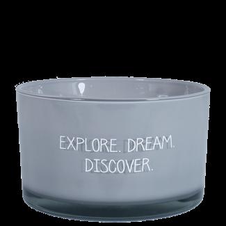 My flame - explore dream discover