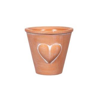 Sass & Belle sass en belle heart mini planter