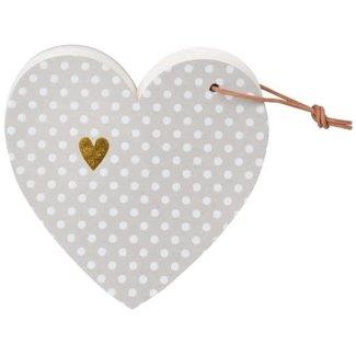 Räder Heart notes dots