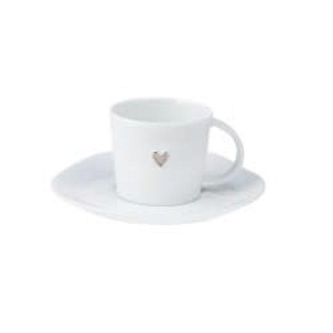 Little cup zilver