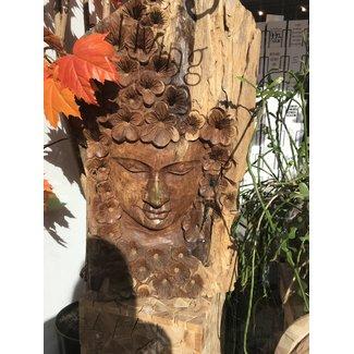 JoJo living buddha hoofd