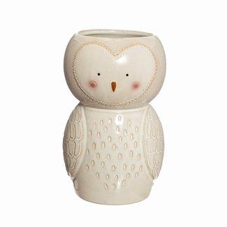 Sass & Belle Olivia owl vase