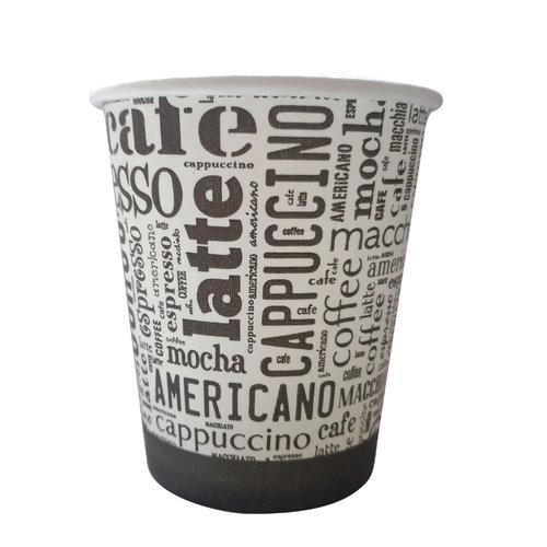 Coffee2Go Kartonnen 8oz To Go Koffiebeker