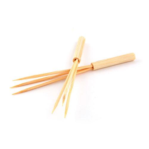 SIER Bamboe Cocktailprikkers Triple model