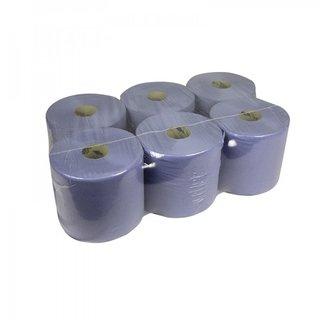 Handdoekrollen Blauw Midi