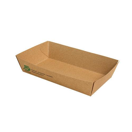 PAPSTAR Kartonnen Frietbakjes A14