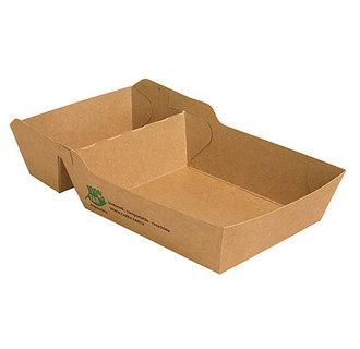 Frietbakjes A20 (A14+1) karton