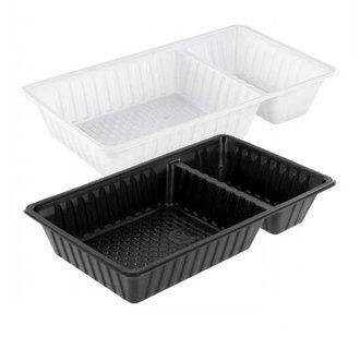Plastic frietbakje A20 (A14+1)