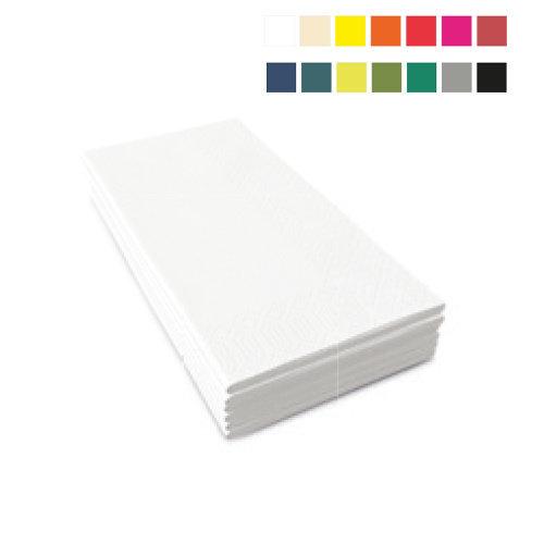 Duni 3-laags Tissue Servetten 1/8 Vouw 33 x 33 cm