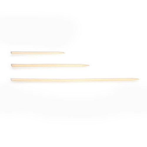 SIER Cocktailprikkers Maiskolf Bamboe