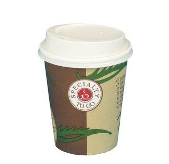 To Go Koffiebekers met deksel