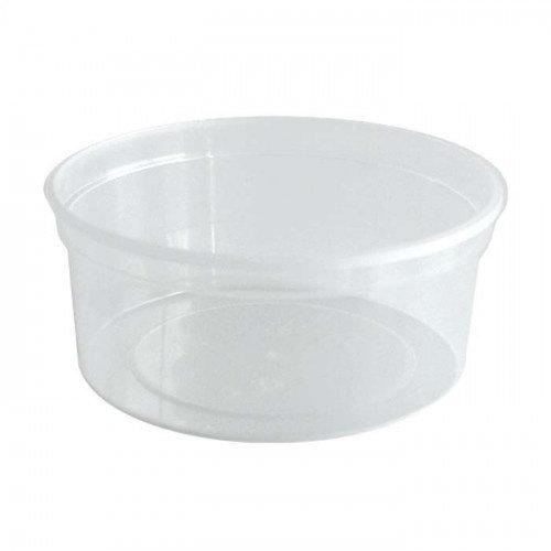 TastToe Plastic bakjes Rond