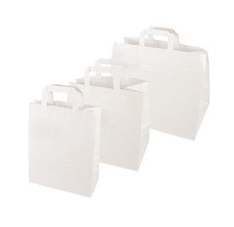 Papieren Tassen Wit