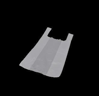 Plastic Tassen Wit