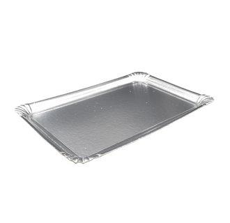 Catering schalen Karton met aluminium coating