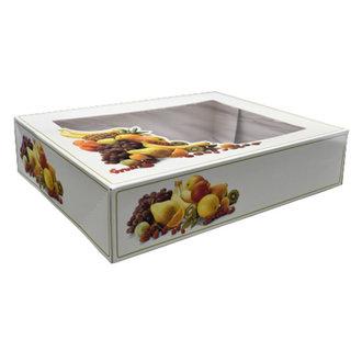Fruit opdruk catering dozen