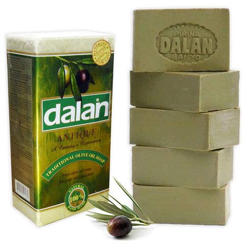 Dalan 100% Traditionele Olijfolie blok zeep 5KG