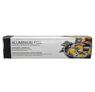 Aluminiumfolie in dispenserbox 30cm