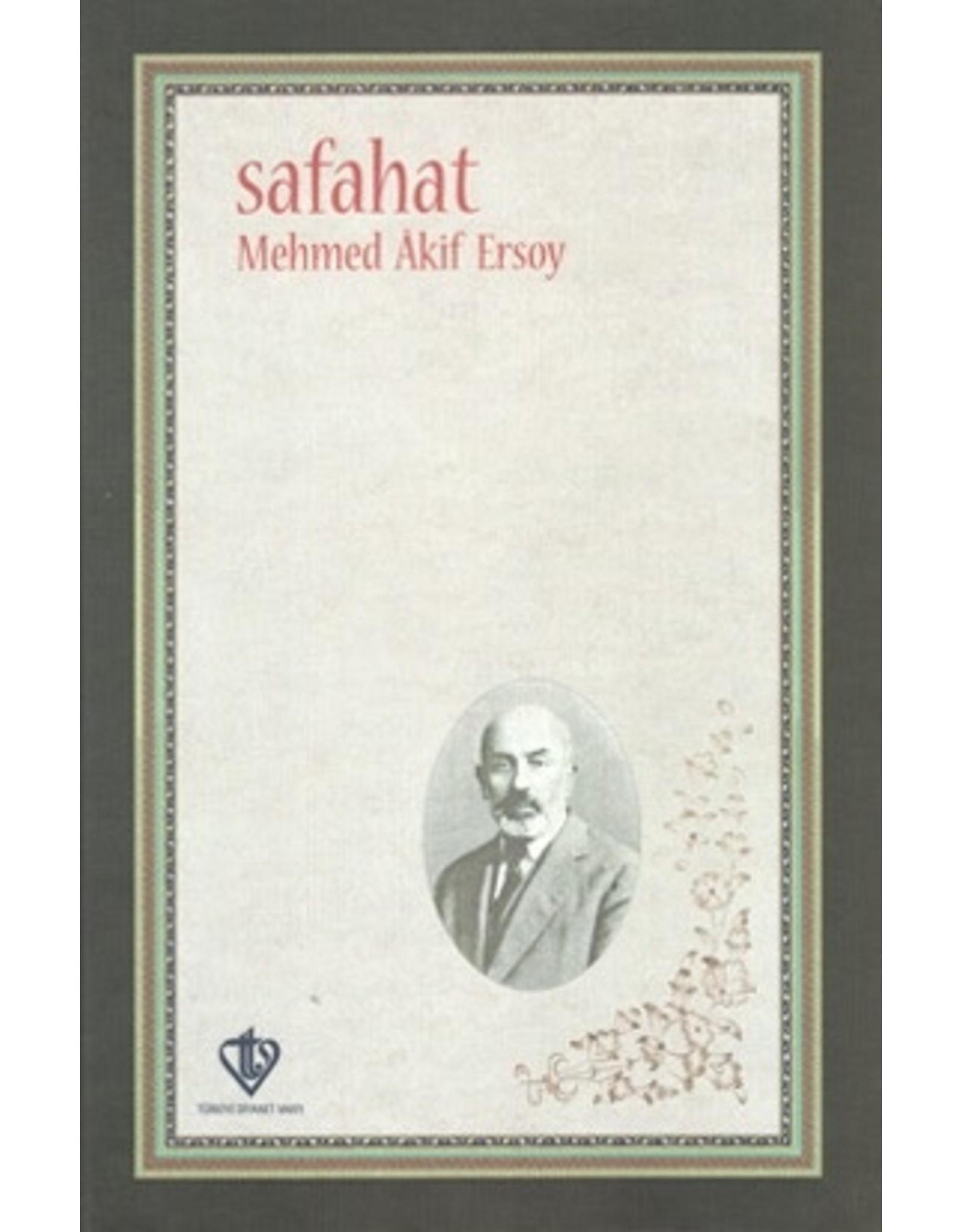 Mehmet Akif Ersoy Safahat