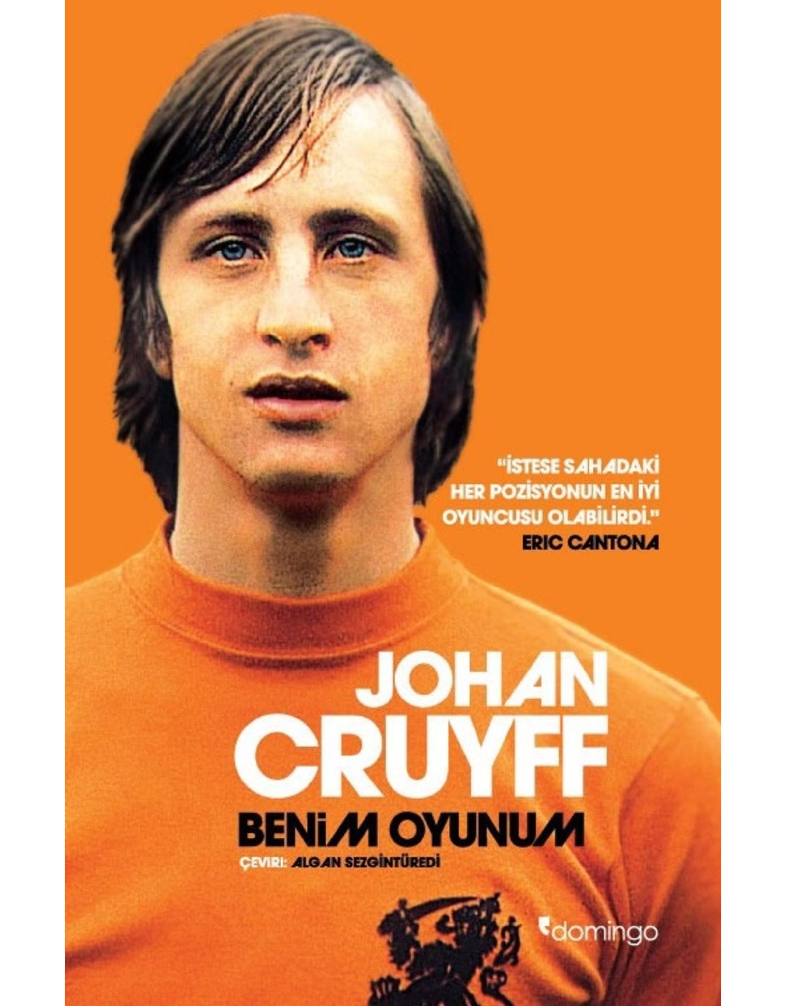 Johan Cruyff Benim Oyunum