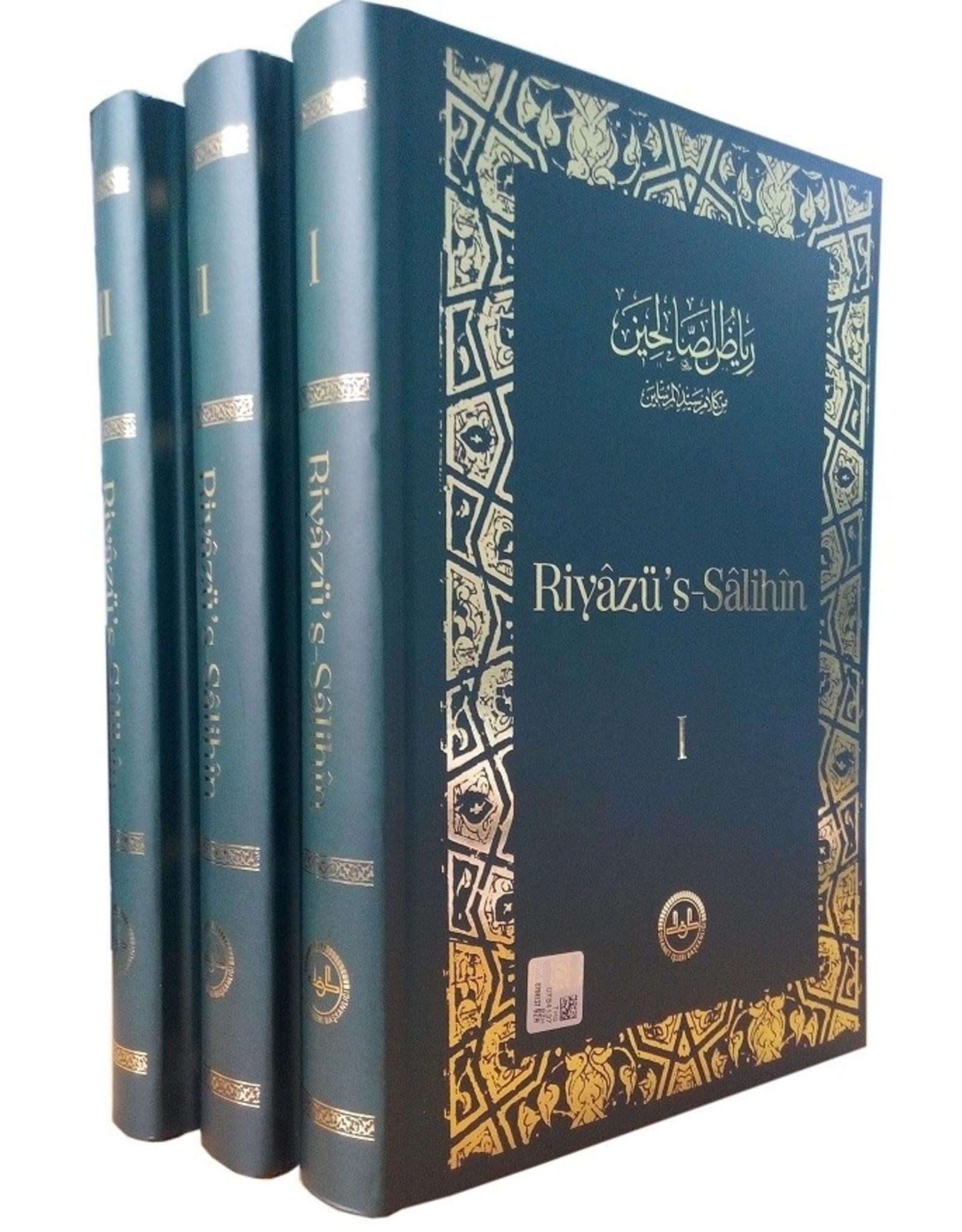 İmam Nevevi Riyazüs-Salihin (3 Cilt)