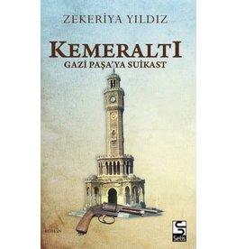 Zekeriya Yıldız Kemeraltı Gazipaşa'ya Suikast