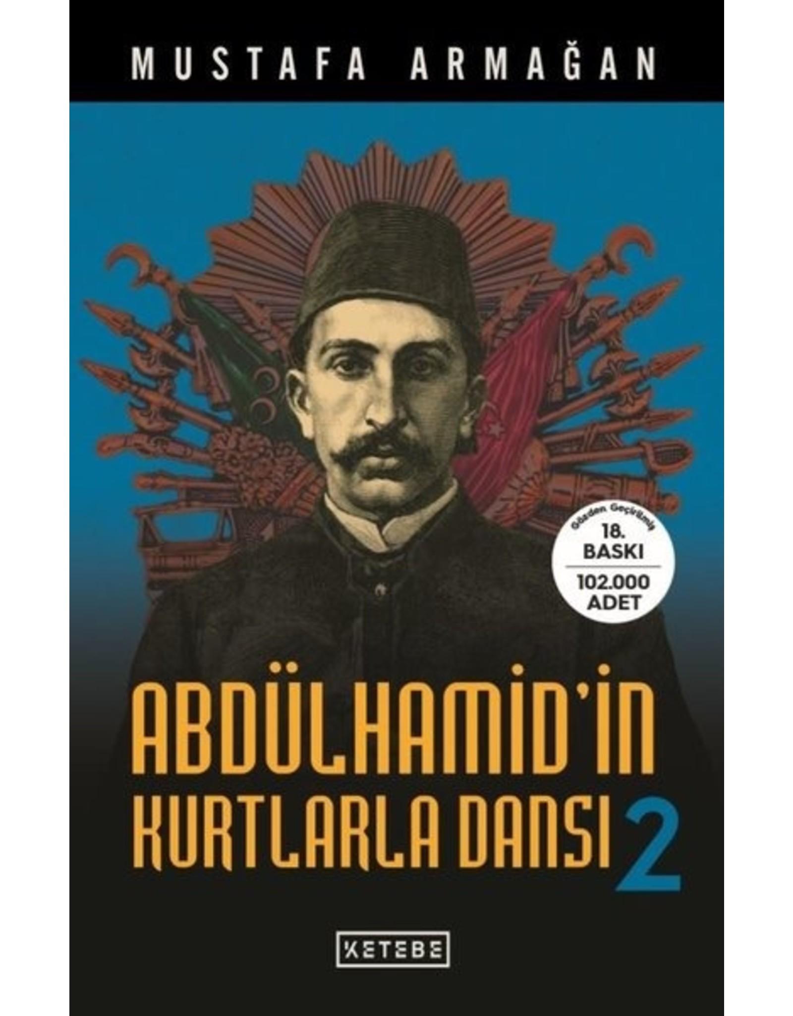 Mustafa Armağan Abdülhamid'in Kurtlarla Dansı 2