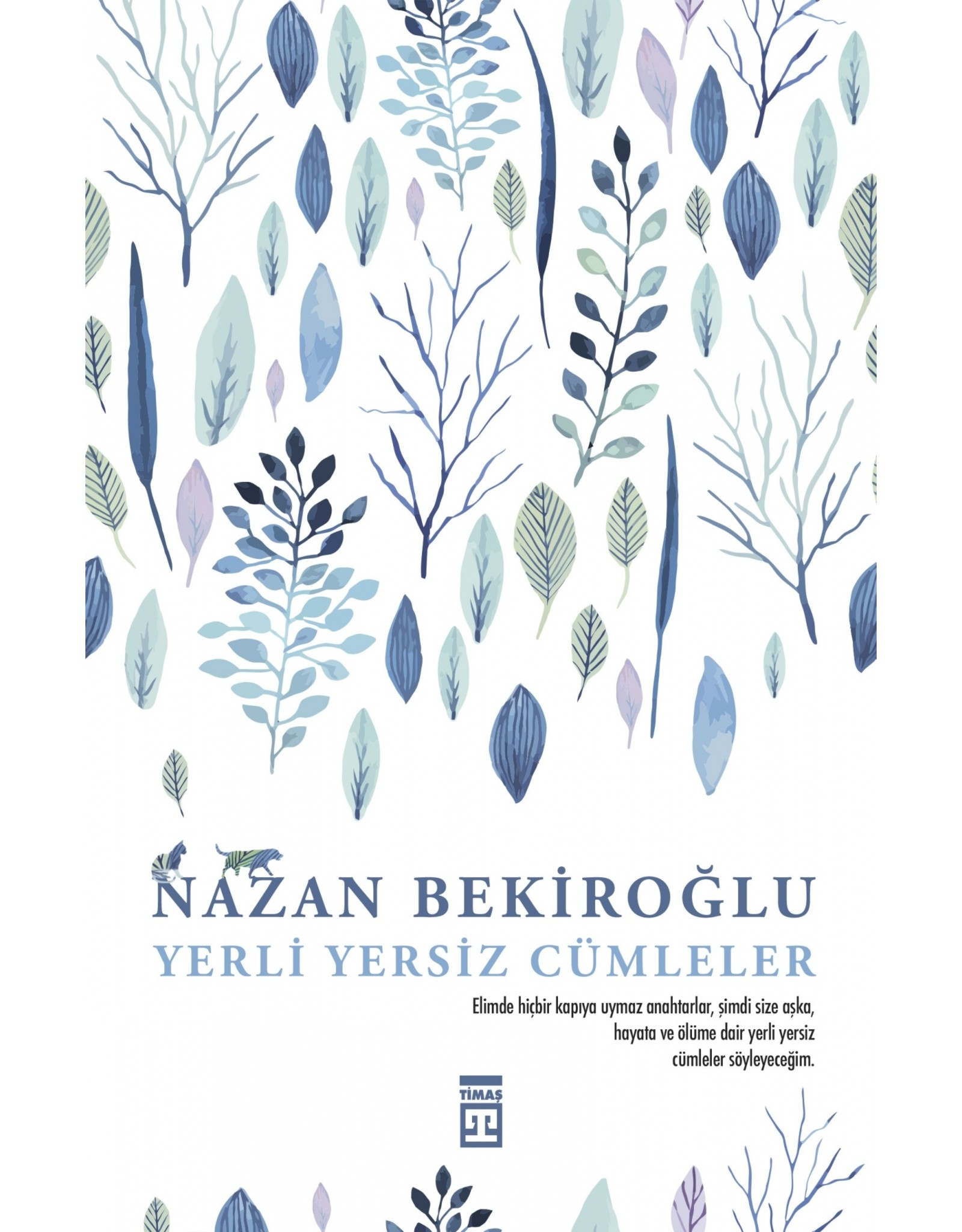 Nazan Bekiroğlu Yerli Yersiz Cümleler
