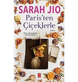 Sarah Jio Paris'ten Çiçeklerle