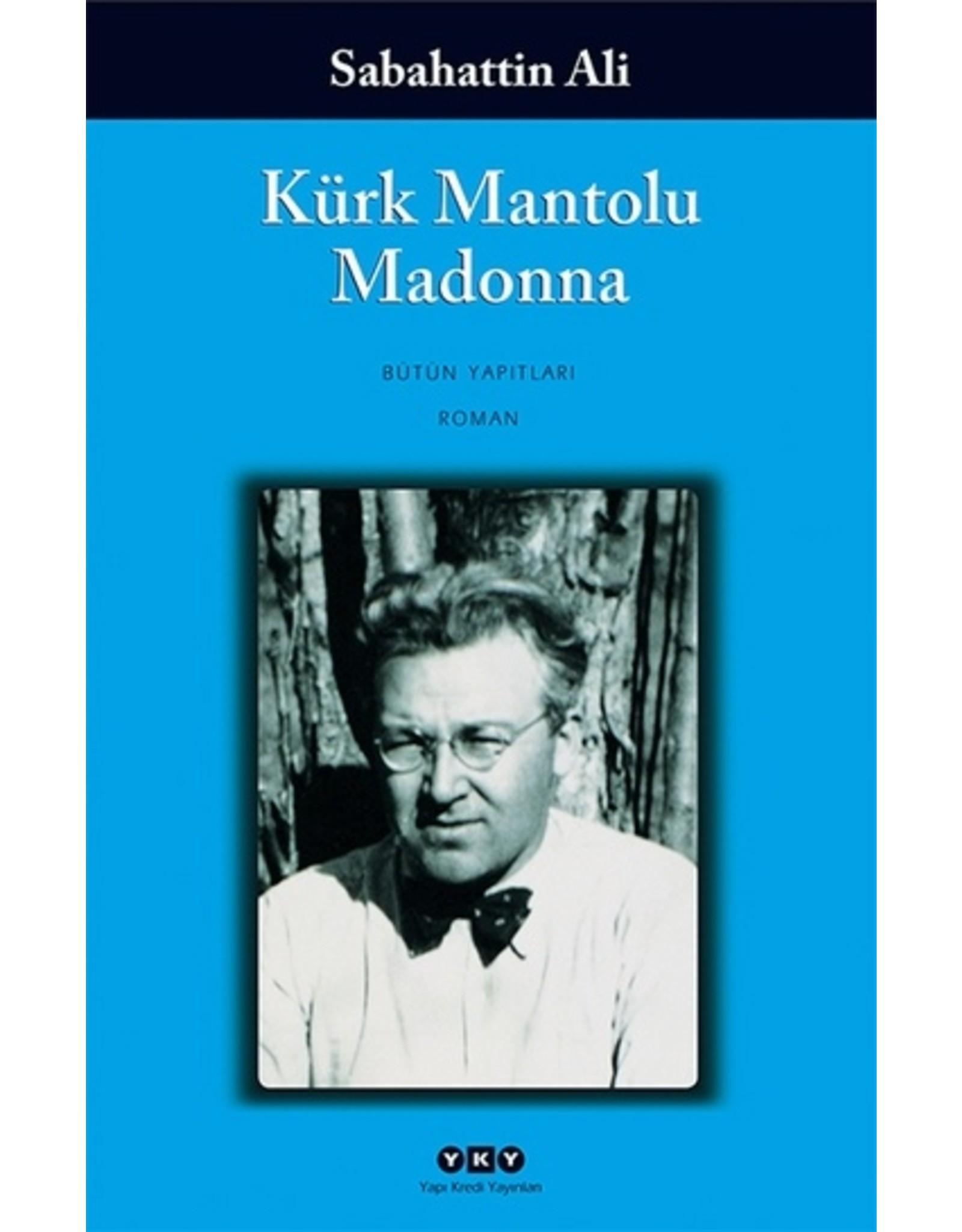 Sabahattin Ali Kürk Mantolu Madonna
