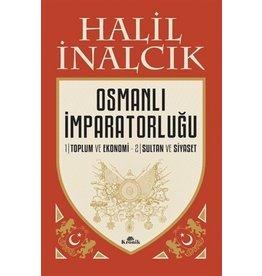Halil İnalcık Osmanlı İmparatorluğu (2 Cilt)