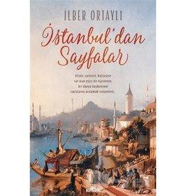 İlber Ortaylı İstanbul'dan Sayfalar